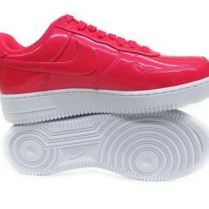 Nike Air Force 1 '07 AF1 LV8 UV Shoes Siren Red